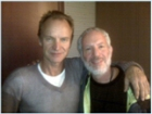 Paul Levy and Sting